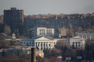 ЗМ-5СА - вид на город-