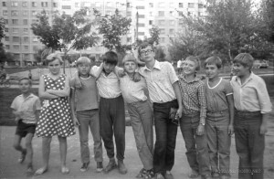 Команда Нашего Двора - 1984 год