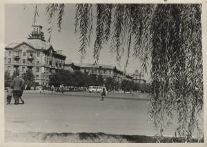 Краматорск - площадь Ленина 1967 год-