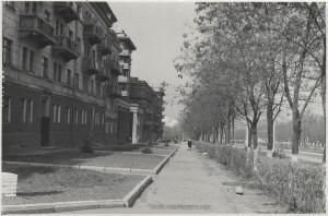 Краматорск улица Ленина семидесятые-